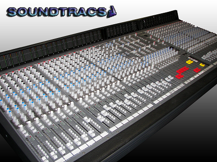 Mischpult Soundtracs MXD 40