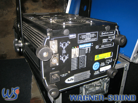 Scanner Viper Showtec